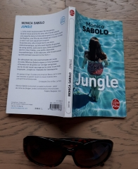 jungle,monica sabolo,livre de poche,adolescence,roman d'initiation,amitié,passion