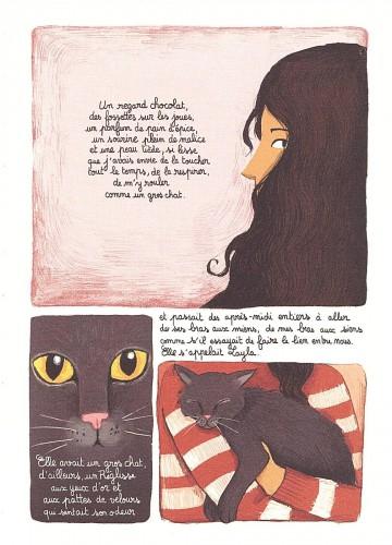 rouge tagada, charlotte bousquet, stéphanie rubini, bande dessinée sur l'adolescence, bande dessinée sur l'amitié, bande dessinée sur l'éveil amoureux