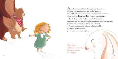 les éditions des braques, soufie, il était une fois...un Lapin!, hommage aux contes, album drôle