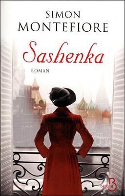 sashenka,simon montefiore,belfond,roman russie,roman sur le stalinisme