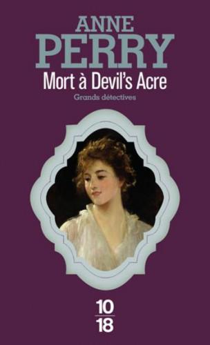 anne perry, mort à devil's acre, thomas pitt, charlotte pitt