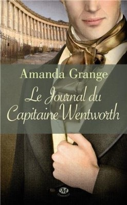 journal du capitaine wentworth,amanda grange,austenerie,milady,collection pemberley,oeuvres autour de persuasion