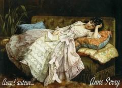 half moon street,anne perry,editions 1018,charlotte pitt,thomas pitt,société victorienne,polar historique