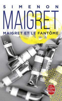 maigret et le fantôme,georges simenon,maigret,roman policier français,roman policier d'ambiance