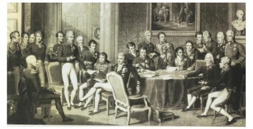 le cuisinier de talleyrand,jean-christophe duchon-doris,julliard,congrès de vienne,polar historique,polar napoléonien,talleyrand