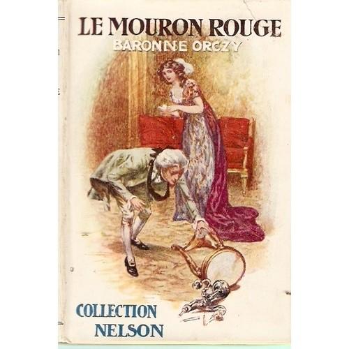 Le mouron rouge, baronne Orczy, Révolution française