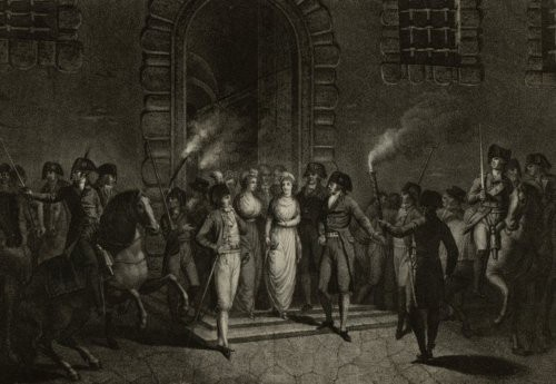 la princesse effacée,alexandra de broca,madame royale,histoire de la révolution française,la famille royale pendant la révolution française