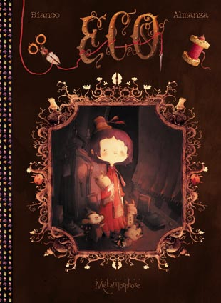 eco tome 1, la malédiction des schaklebott, jérémie almanza, guillaume bianco, soleil productions, roman graphique, collection métamorphose