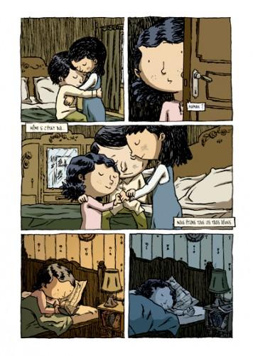 l'enfant cachée,loïc dauvillier,marc lizano,greg salsedo,le lombard,bande dessinée jeunesse sur la seconde guerre mondiale,bande dessinée shoah