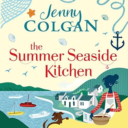 une saison au bord de l'eau,jenny colgan,prisma,comédie romantique,écosse,flora,the summer seaside kitchen,roman doudou,feel-good book