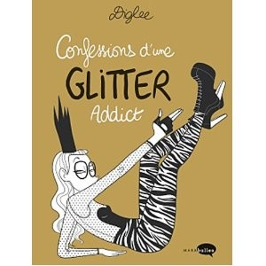 diglee,confessions d'une glitter addict,marabulles,marabout