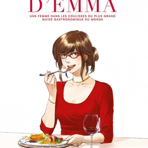 le gout d'emma,emmanuelle de maisonneuve,les arènes bd,julia pavlowitch,kan takahama,gastronomie,guide michelin,terroirs,restaurant,hôtel,inspecteur du guide michelin,étoile michelin