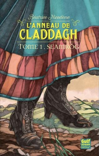 anneau de claddagh,seamrog,béatrice nicodème,roman pour adolescents,roman sur l'irlande,roman d'amour,roman d'aventures,gulf stream