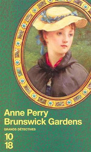 brunswick gardens,anne perry,editions 1018,polar victorien,thomas pitt,charlotte pitt