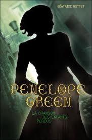 penelope green,chanson des enfants perdus,béatrice bottet,casterman,époque victorienne,challenge victorien