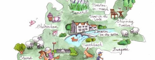 cotswolds,mois anglais,bibury,bourton-on-the water,bampton