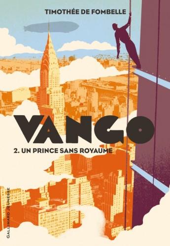 vang tome 2: un prince sans royaume,timothée de fombelle,roman d'aventures,roman situé dans l'entre-deux-guerres,gallimard jeunesse