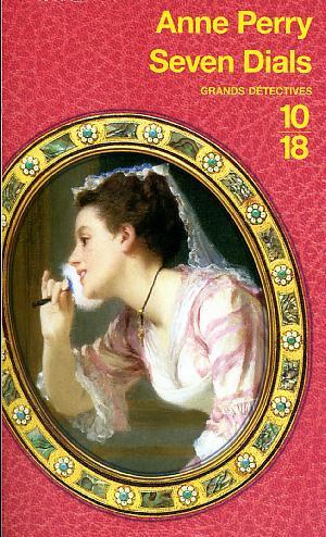 seven dials,anne perry,editions 1018,polar victorien,polar historique,thomas pitt,charlotte pitt